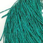 French Wire/Bullion Wire, 1 mm diameter, Emerald Green Color, K628