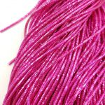 French Wire/Bullion Wire, 1 mm diameter, Fuchsia color, K632