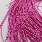 Soft French Wire, 1 mm diameter, Pink Color, K4763
