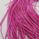 Мягкая канитель, Розовый цвет, 1 мм толщина, K4763