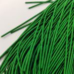 Soft French Wire, 1 mm diameter, Dark Green Color, K4771