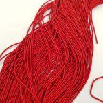 Мягкая канитель, Красный цвет, 1 мм толщина, K4987