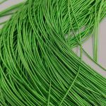 Soft French Wire, 1 mm diameter, Light Green Color, K6132