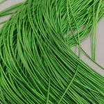 Мягкая канитель, Светло-зеленый цвет, 1 мм толщина, K6132