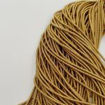 Spiral French Wire, 1.5 mm diameter, Brass Color, K6140