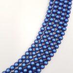 5810 Crystal Iridescent Dark Blue Pearl, 2-6mm