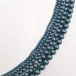 5810 Crystal Iridescent Tahitian Look Pearl, 2-6mm