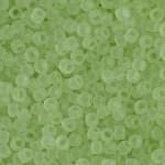TOHO Round Beads 11/0 Transparent-Frosted Citrus Spritz