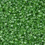 TOHO Treasure #1 Beads 11/0 Transparent-Lustered Peridot