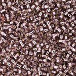 TOHO Treasure #1 Beads 11/0 Silver-Lined Light Amethyst