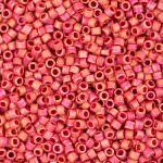 TOHO Treasure #1 Beads 11/0 Opaque-Rainbow-Frosted Cher