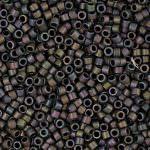 TOHO Treasure #1 Beads 11/0 Frosted Metallic Iris-Purple