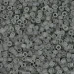 TOHO Treasure #1 Beads 11/0 Transparent-Frosted Light Gray