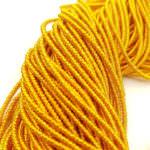 French Wire/Cut Wire, 1 mm diameter, Honey Orange Color, K4768