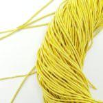 Мягкая канитель, лимонный цвет, 1 мм толщина, К2014