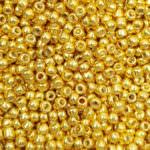 TOHO Round Seed Beads 15/0 Galvanized Starlight  TR-15-557