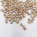4745 Swarovski Rivoli Star Fancy Stone, Golden Shadow 5 mm