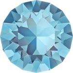 1088 Swarovski Xirius Chaton Stone Aquamarine SS24
