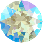 1088 Swarovski Xirius Chaton Stone Light Sapphire Shimmer SS39