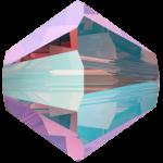 5328 Биконус Swarovski (бусины Xilion), Rose Shimmer 2X, 3 мм, 10 шт.