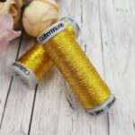 Metallic Thread Gutermann, Color #7007, 200m