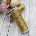 Metallic Thread Gutermann, Color #7020, 200m