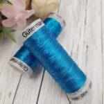 Metallic Thread Gutermann, Color #7052, 200m
