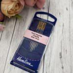 Hemline Chenille Needles of Premium Quality, Size 18-22