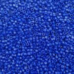 TOHO Round Seed Beads 15/0 Opaque Navy Blue TR-15-48