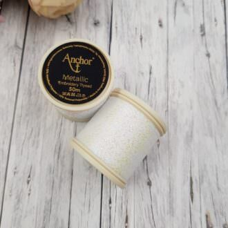 Anchor Metallic Thread Cream