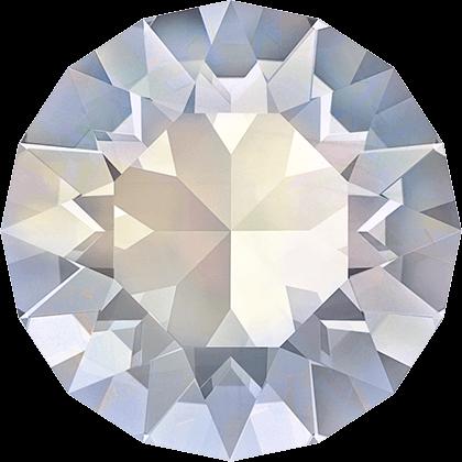1088 Swarovski Round Stone SS24 White Opal