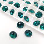 1088 Кристалл Swarovski Xirius Шатон, Emerald SS39