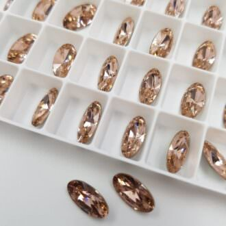 5513852 A 4162 MM 10,0X 5,5 VINT. ROSE F SWAROVSKI FANCY STONES