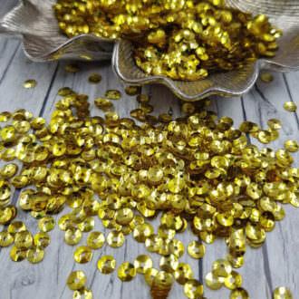 MC4-2215 Cup Sequins Yellow Gold Andrea Bilics