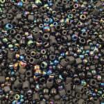 TOHO Микс бисера:  Черный, TX-01-3210