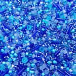 TOHO Multi-Shape/Color Mix, Amamizu- Blue Mix, TX-01-3230