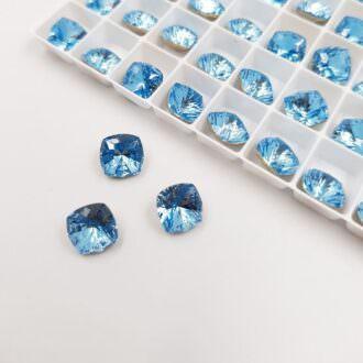 Swarovski Fancy Stones Mystic Square FS Aquamarine 8mm 5533163