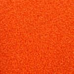 TOHO Round Seed Beads 15/0, Opaque Sunset Orange, TR-15-50