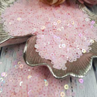 MP3-562 Loose flat sequins Pink oriental Andrea Bilics