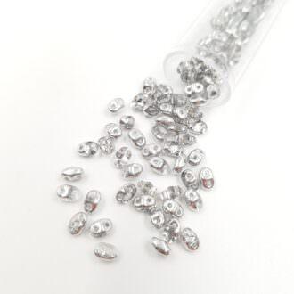 PB307-0204-S00030 MiniDuo 4 x 2.5mm (loose) Silver