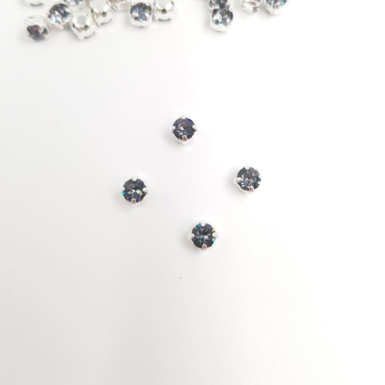 SWAROVSKI 53200 Chaton Montees PP31 Crystal Silver Art.No. 1103762